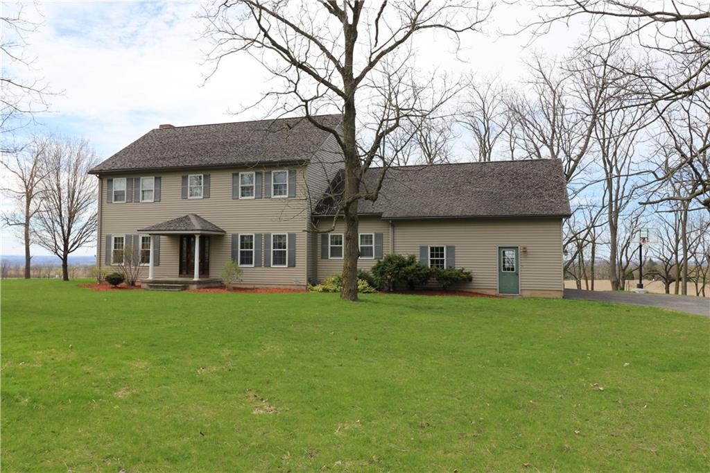 Photo for 1385 Great Gully Road, Springport, NY 13160 (MLS # R1160593)