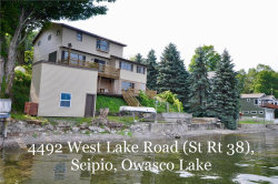 Photo of 4492 West Lake Rd (state Route 38) Road, Scipio, NY 13021 (MLS # R1213866)