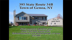 Photo of 395 State Route 34b, Genoa, NY 13081 (MLS # R1258892)