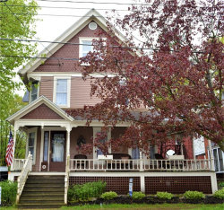 Photo of 13 East Main Street, Cortland, NY 13045 (MLS # R1193050)