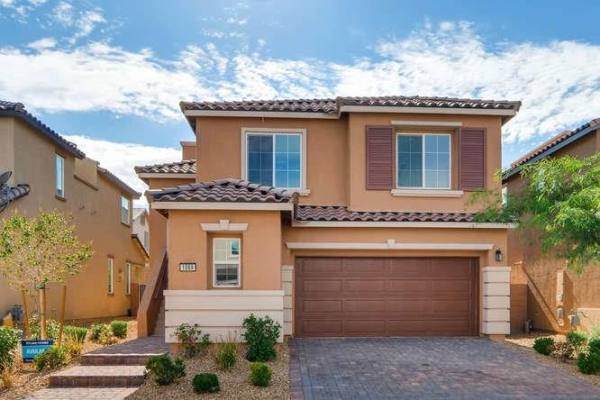 Photo for 1069 TROPICAL SAGE Street, Henderson, NV 89002 (MLS # 1590790)