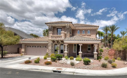 Photo of 935 ARMANDITO Drive, Las Vegas, NV 89138 (MLS # 1898861)