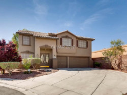 Photo of 2575 NEW MORNING Avenue, Henderson, NV 89052 (MLS # 1906887)