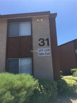 Photo for 3651 ARVILLE Street, Unit 610, Las Vegas, NV 89103 (MLS # 1911845)