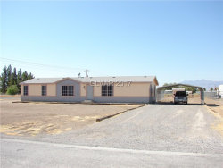 Photo of 3021 West MEDICINE MAN Road, Pahrump, NV 89048 (MLS # 1914338)