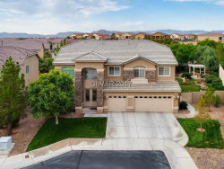Photo of 155 SAMOSET Court, Las Vegas, NV 89148 (MLS # 1923013)