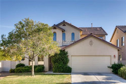 Photo of 3021 VIA SARAFINA Drive, Henderson, NV 89052 (MLS # 1938749)