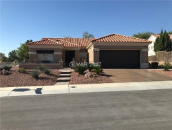 Photo of 2201 BARBERS POINT Place, Las Vegas, NV 89134 (MLS # 1938886)