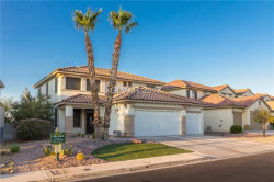Photo of 3012 PANORAMA RIDGE Drive, Henderson, NV 89052 (MLS # 1941004)