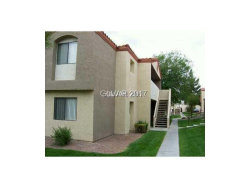 Photo of 3151 SOARING GULLS Drive, Unit 1179, Las Vegas, NV 89128 (MLS # 1943820)