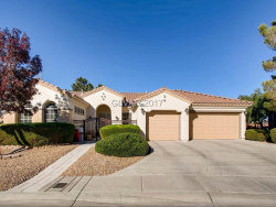 Photo of 2592 EVENING SKY Drive, Henderson, NV 89052 (MLS # 1948113)