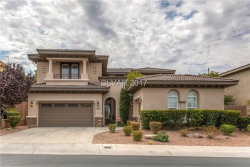 Photo of 1461 FOOTHILLS VILLAGE Drive, Henderson, NV 89012 (MLS # 1950198)
