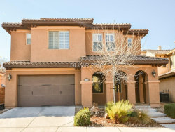 Photo of 1057 VIA SAINT ANDREA Place, Henderson, NV 89011 (MLS # 1958420)