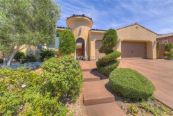 Photo of 66 CONTRADA FIORE Drive, Henderson, NV 89011 (MLS # 1964975)