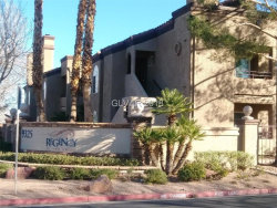 Photo of 9325 DESERT INN Road, Unit 207, Las Vegas, NV 89117 (MLS # 1965776)