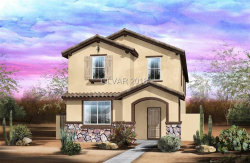 Photo of 3025 YOUNG BOUVIER Avenue, Unit lot 149, Henderson, NV 89044 (MLS # 1967655)