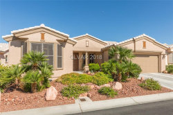 Photo of 5050 VINCITOR Street, Las Vegas, NV 89135 (MLS # 1969141)