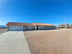 Photo of 3860 South MONEY Street, Pahrump, NV 89048 (MLS # 1969413)