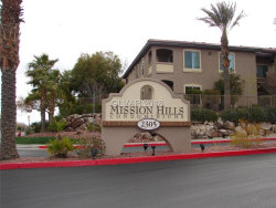 Photo of 2305 HORIZON RIDGE, Unit 3124, Henderson, NV 89052 (MLS # 1971834)