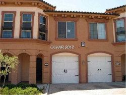 Photo of 30 VIA VASARI, Unit 102, Henderson, NV 89011 (MLS # 1971838)