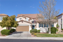 Photo of 2937 REATINI Court, Henderson, NV 89052 (MLS # 1975300)