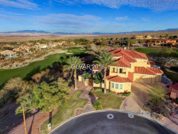 Photo of 54 GRAND MIRAMAR Drive, Henderson, NV 89011 (MLS # 1978242)