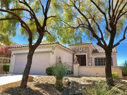 Photo of 3073 BROWNBIRDS NEST Drive, Henderson, NV 89052 (MLS # 1978592)