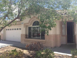 Photo of 8303 CROWN PEAK Avenue, Las Vegas, NV 89117 (MLS # 1984001)