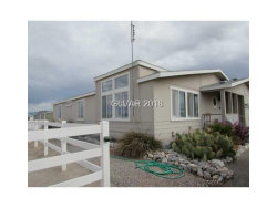 Photo of 3701 South SOPLO Avenue, Pahrump, NV 89048 (MLS # 1985707)