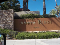 Photo of 10821 10821 Amber Ridge Drive Drive, Unit 203, Las Vegas, NV 89144 (MLS # 2009884)