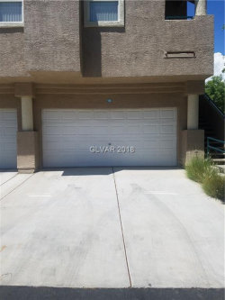 Photo of 2101 QUARRY RIDGE Street, Unit 106, Las Vegas, NV 89117 (MLS # 2011489)