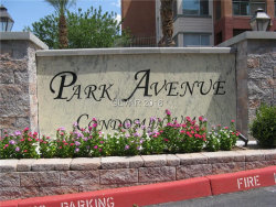 Photo of 43 AGATE Avenue, Unit 207, Las Vegas, NV 89123 (MLS # 2023088)