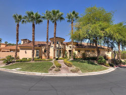 Photo of 4 VIA RAVELLO, Henderson, NV 89011 (MLS # 2030536)
