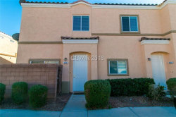 Photo of 6328 SANDY RIDGE Street, Unit 101, North Las Vegas, NV 89081 (MLS # 2032864)