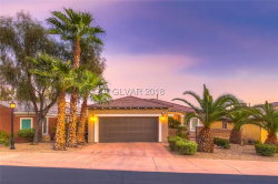 Photo of 18 CERCHIO BASSO, Henderson, NV 89011 (MLS # 2033326)