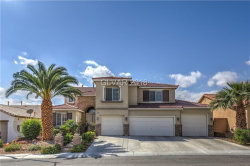 Photo of 1689 STARLIGHT PEAK Court, Las Vegas, NV 89084 (MLS # 2037427)