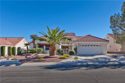 Photo of 2640 GOLFSIDE Drive, Las Vegas, NV 89134 (MLS # 2042634)