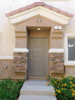 Photo of 84 STOCK OPTION Street, Unit 3, Henderson, NV 89074 (MLS # 2047459)