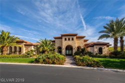 Photo of 10 CASTLE OAKS Court, Las Vegas, NV 89141 (MLS # 2053876)