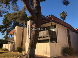 Photo of 1420 East VEGAS VALLEY Drive, Unit 20, Las Vegas, NV 89169 (MLS # 2055179)