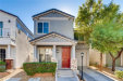 Photo of 1689 SUMMER BLUSH Avenue, Las Vegas, NV 89183 (MLS # 2055328)