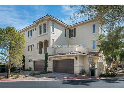 Photo of 40 LUCE DEL SOLE, Unit 1, Henderson, NV 89011 (MLS # 2056060)