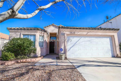 Photo of 1424 DRAGON ROCK Drive, Henderson, NV 89052 (MLS # 2057328)