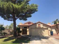 Photo of 4945 FIESTA LAKES Street, Las Vegas, NV 89130 (MLS # 2059054)