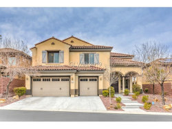 Photo of 2717 CYRANO Street, Henderson, NV 89044 (MLS # 2060340)