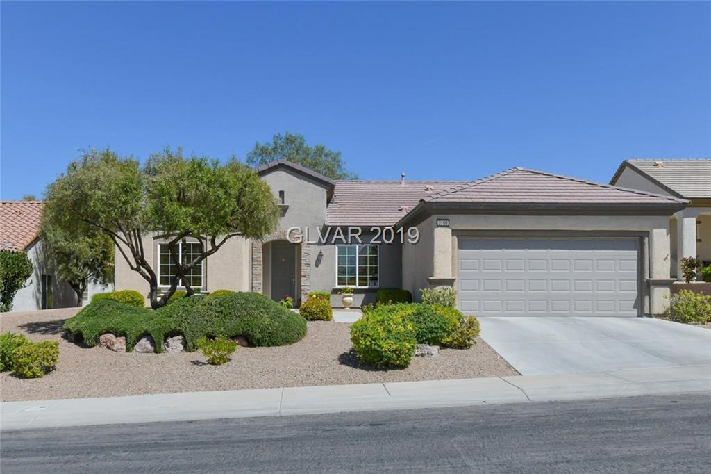 Photo for 2100 CLEARWATER LAKE Drive, Henderson, NV 89044 (MLS # 2060683)