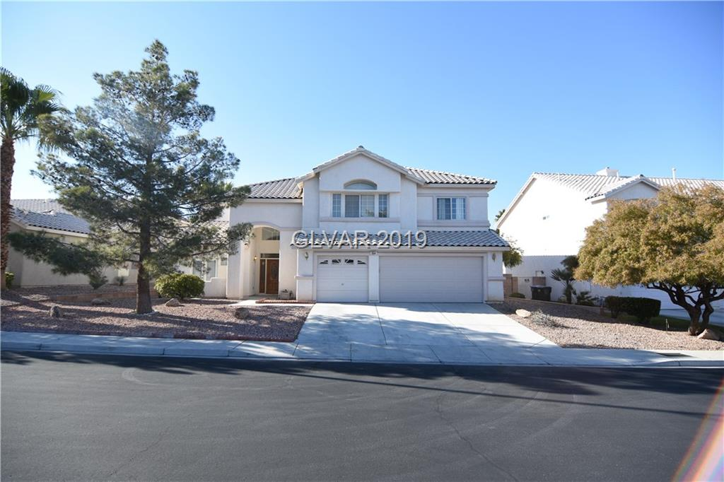 Photo for 2644 HOURGLASS Drive, Henderson, NV 89052 (MLS # 2060971)