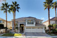 Photo of 1805 CORTA BELLA Drive, Las Vegas, NV 89134 (MLS # 2063369)