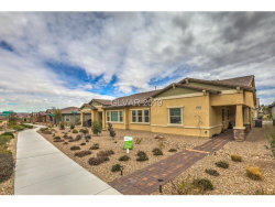 Photo of 722 ORANGE PLUME Walk, Henderson, NV 89011 (MLS # 2066564)