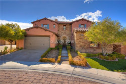 Photo of 3 VITA FRESCO Court, Henderson, NV 89011 (MLS # 2067839)